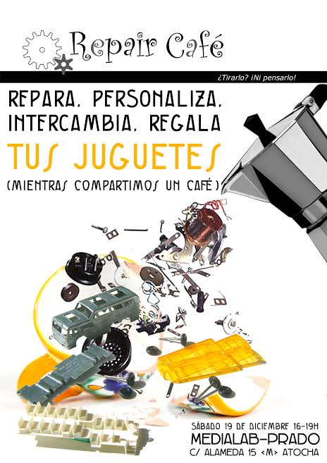 Repair Café Madrid